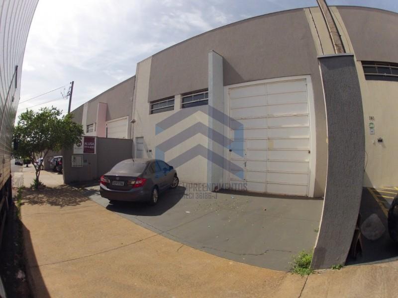 Foto: Galpão/Área - Jardim Palmares - Ribeirão Preto