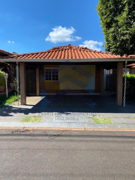 Foto: Casa em Condominio - Parque São Sebastião  - Ribeirão Preto